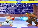 Street Fighter Alpha : Warriors' Dreams - Capcom CPS 2