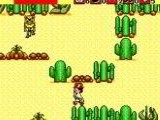 Aztec Adventure - The Golden Road to Paradise - Sega Master System