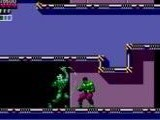 The Incredible Hulk - Sega Master System
