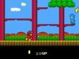 Alex Kidd - High-Tech World - Sega Master System