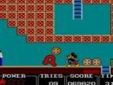 Castle of Illusion Starring Mickey Mouse - Sega Master System