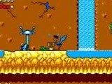 Desert Speedtrap Starring Road Runner and Wile E. Coyote - Sega Master System