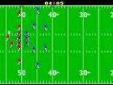Joe Montana Football - Sega Master System