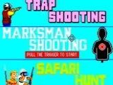 Marksman Shooting & Trap Shooting & Safari Hunt - Sega Master System