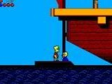 The Simpsons - Bart vs. The World - Sega Master System