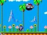 Sonic The Hedgehog - sega-master-system