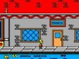 The Simpsons - Bart vs. The Space Mutants - Sega Master System