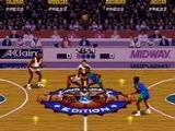 NBA Jam Tournament Edition - Sega 32X