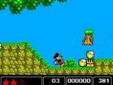 Legend of Illusion Starring Mickey Mouse - Sega Game Gear