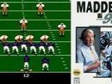 Madden NFL '96 - Sega Game Gear