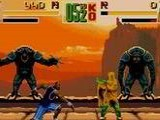 Shaq Fu - Sega Game Gear