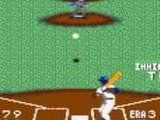 The Majors Pro Baseball - Sega Game Gear
