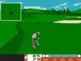 PGA Tour 96 - Sega Game Gear