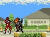 Mighty Morphin Power Rangers - The Movie - Sega Game Gear