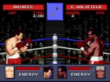 Evander Holyfield Boxing - Sega Game Gear
