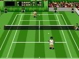 Pete Sampras Tennis - Sega Game Gear