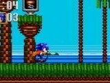 Sonic The Hedgehog - Triple Trouble - Sega Game Gear
