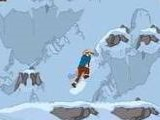 Tintin in Tibet - Sega Game Gear