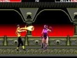 Mortal Kombat 3 - Sega Game Gear