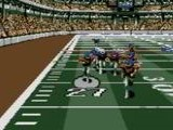 Joe Montana's NFL Football - Sega CD