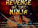 Revenge of the Ninja - Sega CD