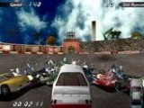 Destruction Derby - Sony PlayStation