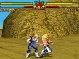 Dragon Ball Z - Ultimate Battle 22 - Sony PlayStation
