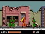 The Ninja Warriors - NEC PC Engine