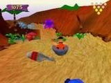 The Flintstones - Bedrock Bowling - Sony PlayStation