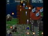 Mobile Light Force - GunBird - Sony PlayStation