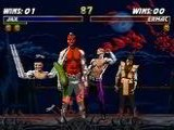 Mortal Kombat Trilogy - Sony PlayStation
