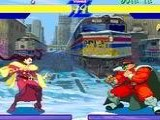 Street Fighter Alpha - Warriors' Dreams - Sony PlayStation
