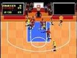 TV Sports Basketball - NEC TurboGrafx 16