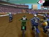 SuperCross 2000 - Sony PlayStation