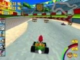 Woody Woodpecker Racing - Sony PlayStation