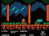 Werewolf: The Last Warrior - Nintendo NES