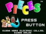 Pieces - Nintendo Super NES