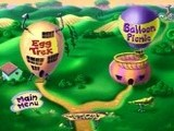 Secret of Googol 7, The - Eggs All Around - Egg Trek - Balloon Picnic - Sony PlayStation