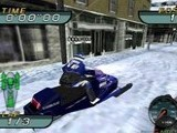 SnoCross Championship Racing - Sony PlayStation