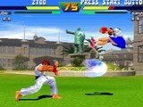 Street Fighter EX Plus Alpha - Sony PlayStation