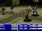 Final Fantasy VII - Sony PlayStation