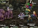 Valkyrie Profile - Sony PlayStation