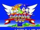 Sonic The Hedgehog 2 - Sega Genesis