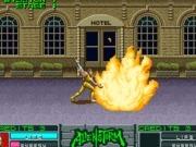Alien Storm (set 4, World, 2 Players)