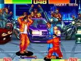 Aggressors of Dark Kombat - SNK Neo Geo