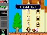 Wonder Boy in Monster Land - Mame - Original Arcade