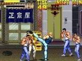 Burning Fight - SNK Neo Geo