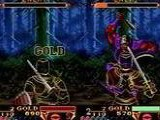 Crossed Swords - SNK Neo Geo