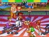 Super Dodge Ball - SNK Neo Geo